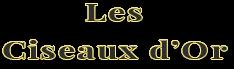 Les Ciseaux d'Or